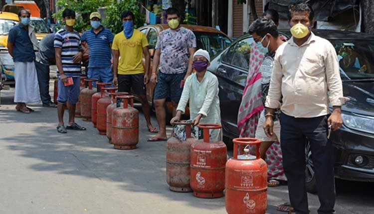 Non-subsidised LPG price hiked