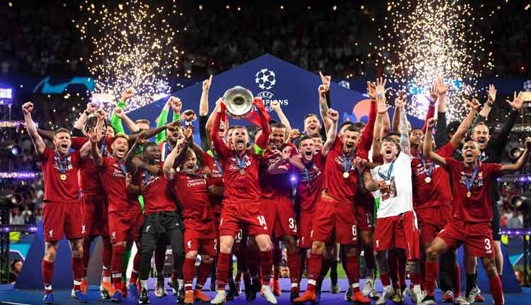 Liverpool End 30-Year Wait, Wins 2019-20 Premier League Title