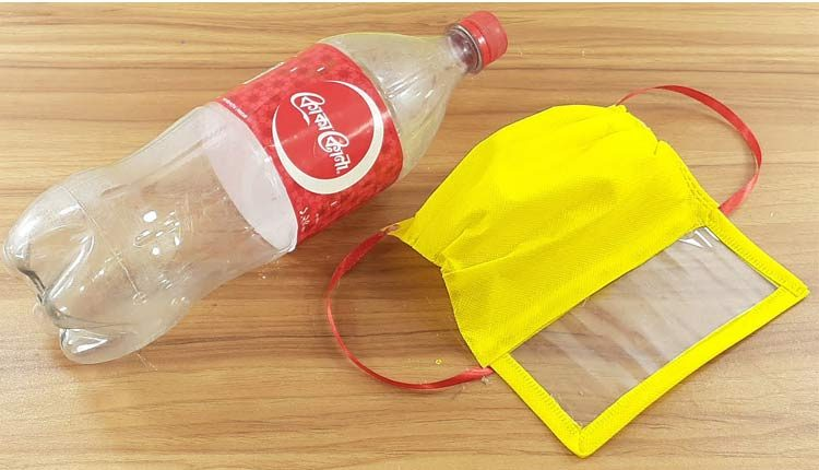 IIT Researchers Develop Technology For Making High-Efficiency Masks From Waste Plastic Bottles