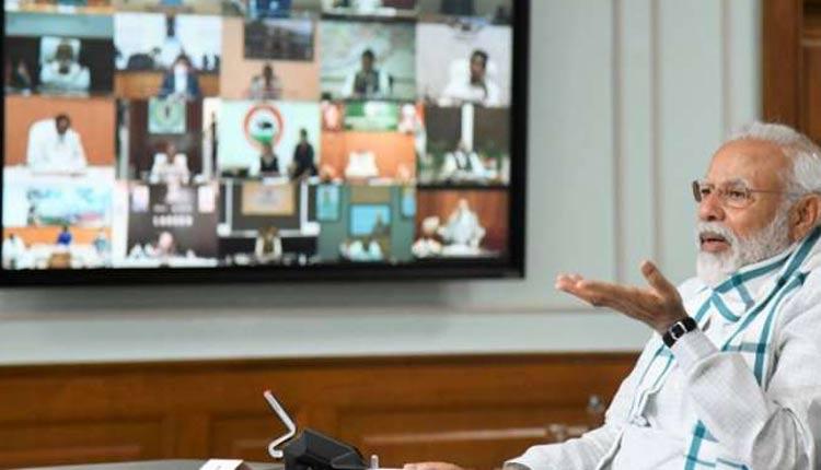 India Fights COVID19: PM Modi Asks CMs to Prepare For Unlock 2
