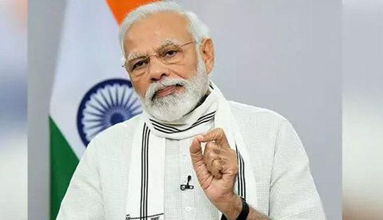 PM Modi to address nation on World Yoga Day
