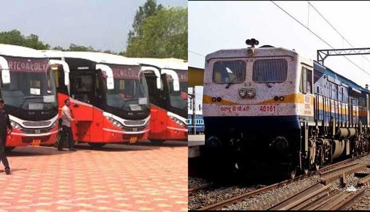 OSRTC Buses, 6 New Trains In Odisha From Tomorrow As Public Transport Limps Back To Normalcy