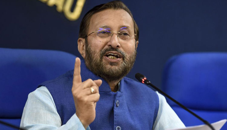 Indian Startups To Create Better Than Chinese Apps: Javadekar