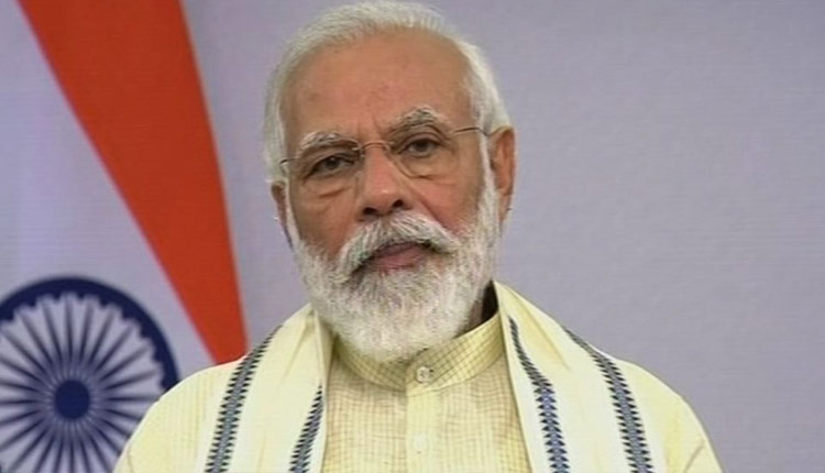 PM Modi Tuesday speech