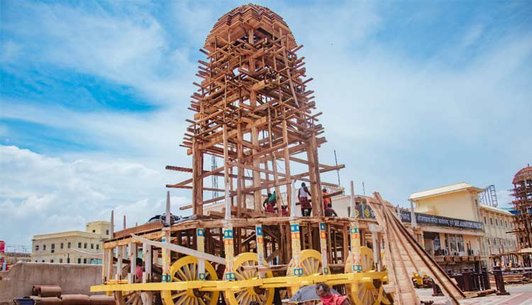 Hold Rath Yatra Sans Devotees, Seal Puri Completely: Temple Managing Committee Member Raghunath Mohapatra