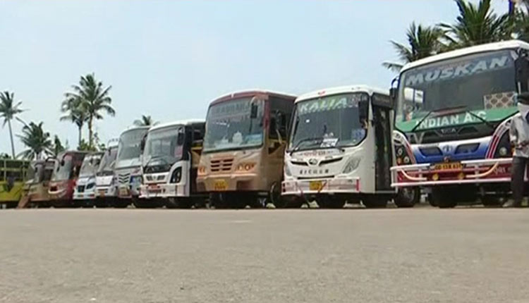 Private Bus Operators In Odisha Plan To Stop Services Due To Losses