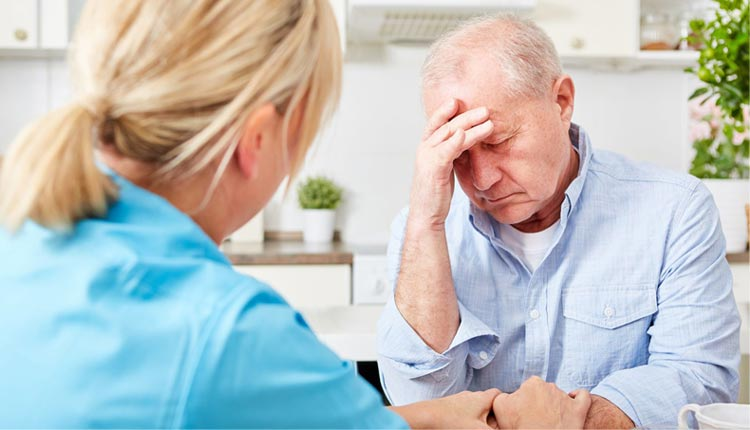 Repetitive Negative Thinking Linked To Dementia In Later Life