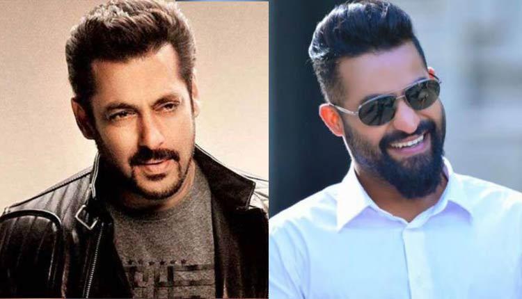 Salman Khan, Junior NTR Together Is Quite Sensational-Watch