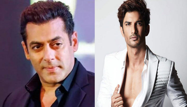 Salman Khan Requests Fans To Stand With Sushant Singh Rajput's family, Fans