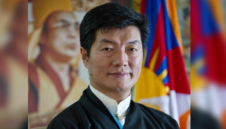 Military Aggression Not First By China, Won't Be The Last: Lobsang Sangay