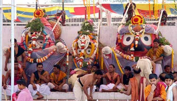 Snana Yatra Darshan Should Be Allowed With Social Distancing: