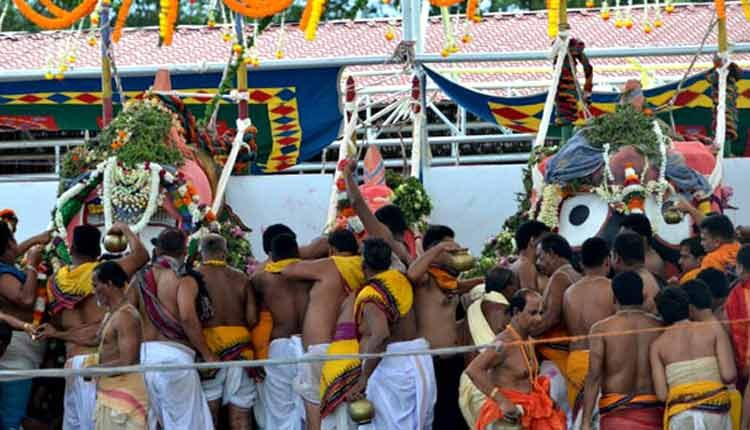 Puri Rath Yatra: Section 144 To Be Imposed Ahead Of Snana Yatra