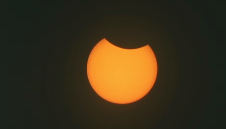 India Witnesses Annular Solar Eclipse 2020
