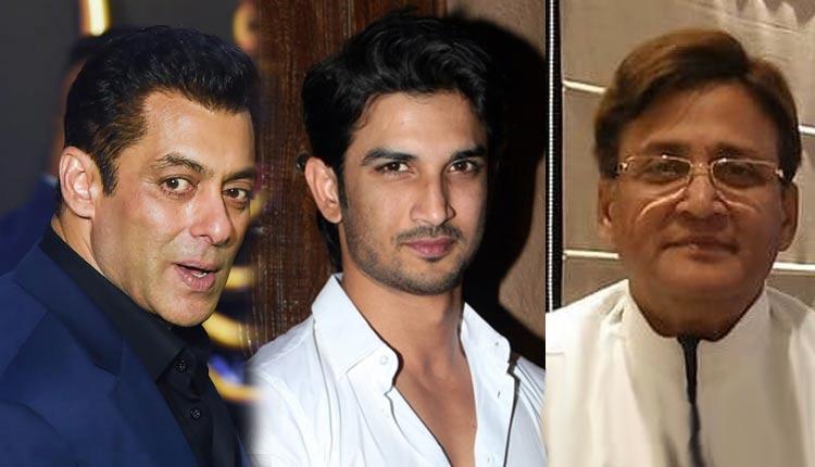 Salman Khan Tried To Blow Up My Car: Sushant Singh Rajput's Relative