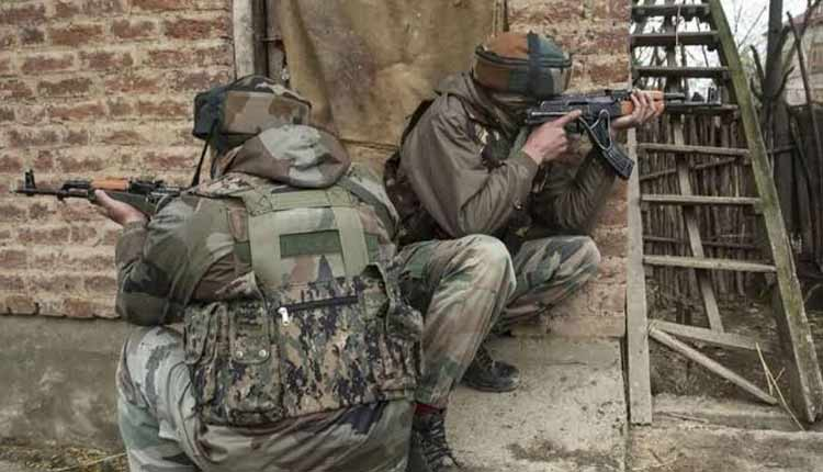 Terrorists Killed In Encounter With Security Forces In South Kashmir