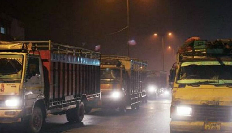 MHA To States: Don't Stop Interstate Buses, Trucks During Night Curfew