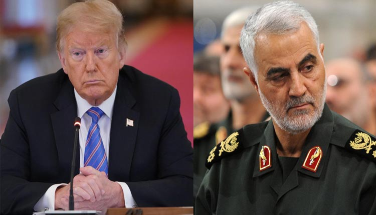 Iran Issues Arrest Warrant For Trump Over Soleimani's Killing