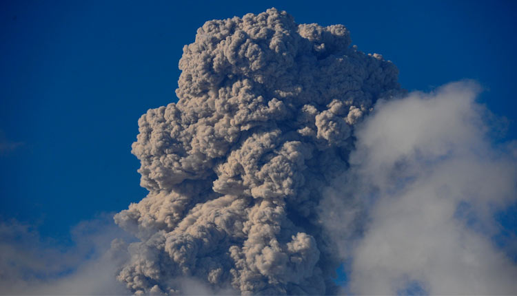 Indonesia's Active Volcano 'Mount Merapi' Erupts, Spews Ash Upto 6km High