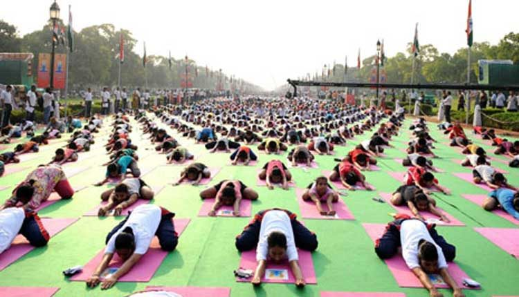 Yoga Day to be celebrated on digital media platforms this year