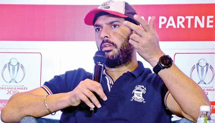Police Complaint Filed Against Yuvraj Singh Over Using 'casteist Slur'