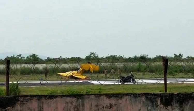 Dhenkanal Plane Crash