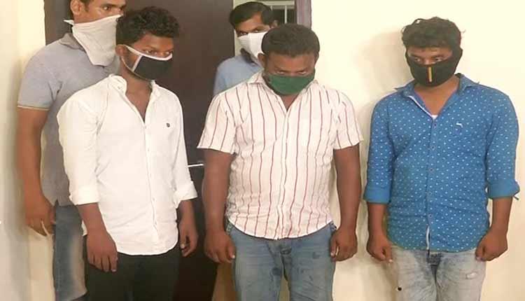 Biggest seizure of brown sugar in Bhubaneswar by STF