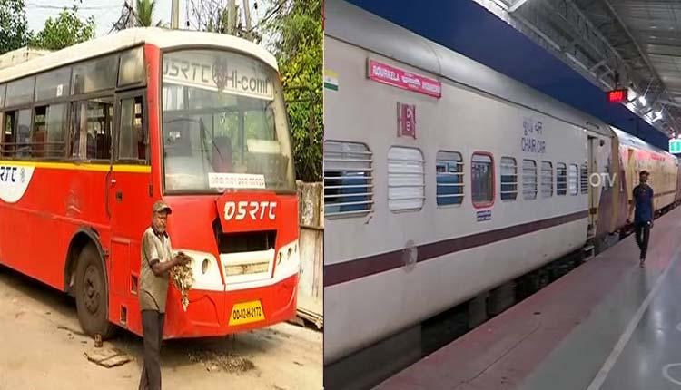 OSRTC and ECoR resume services in Odisha