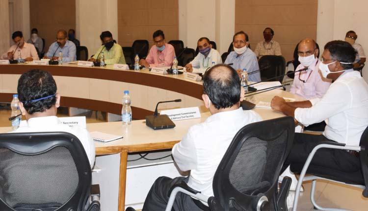 Odisha seeks 20000 crore assistance cyclone amphan