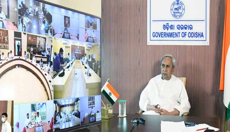 disaster management Odisha CM Naveen Patnaik