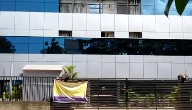 covid-19 cases in bhubaneswar