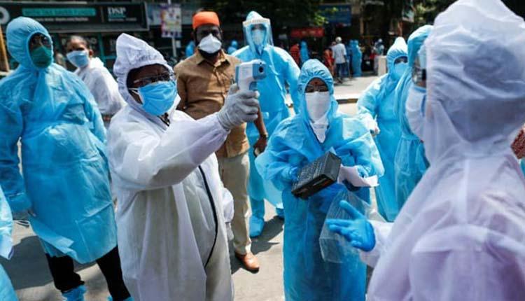 COVID19 cases in Odisha