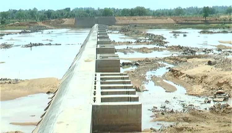 Chhattisgarh's Check Dam Construction On Ib River Raises Eyebrows