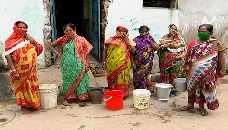 drinking water crisis in cuttack