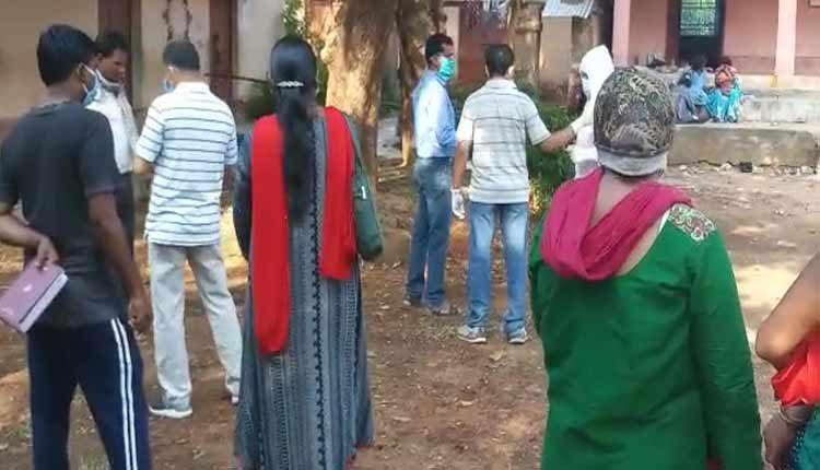 girl dies in COVID 19 TMC In Nuapada