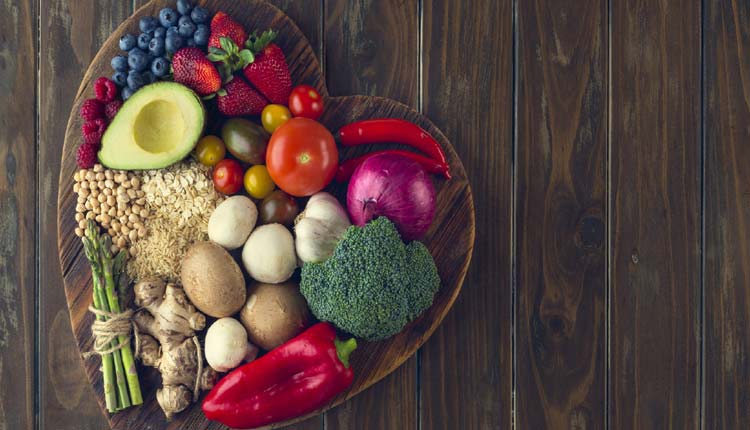 Healthy Eating Pattern Lowers The Risk Of Heart Disease