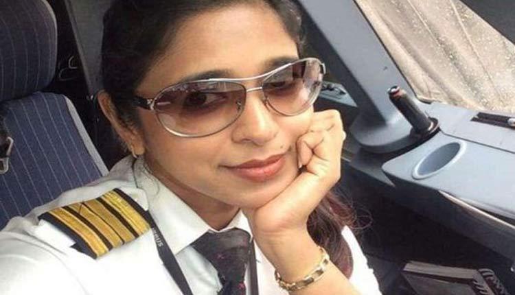 Odia Pilot Madhusmita Patnaik