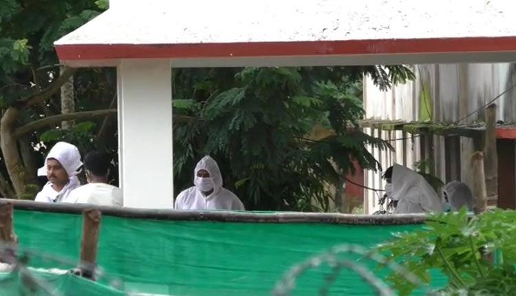 death in quarantine centre