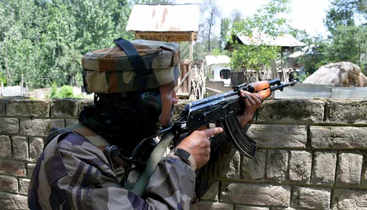 CRPF jawan martyred, terrorists killed in encounter in Jammu & Kashmir's Pulwama