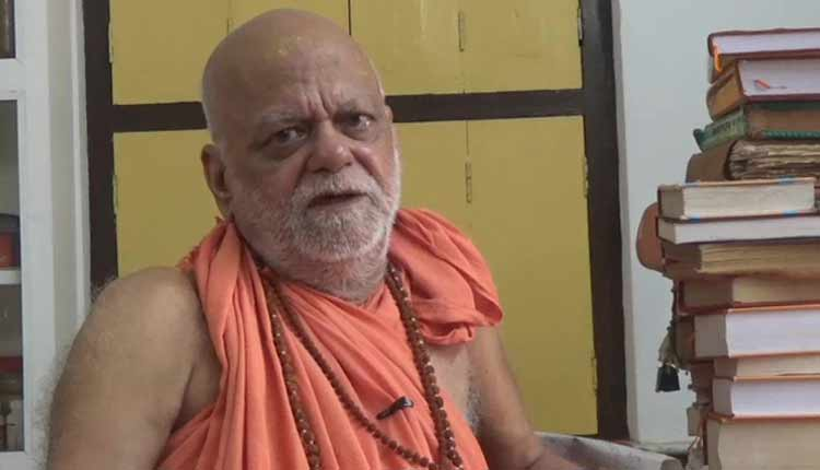 Puri shankaracharya displeased over rath yatra cancellation