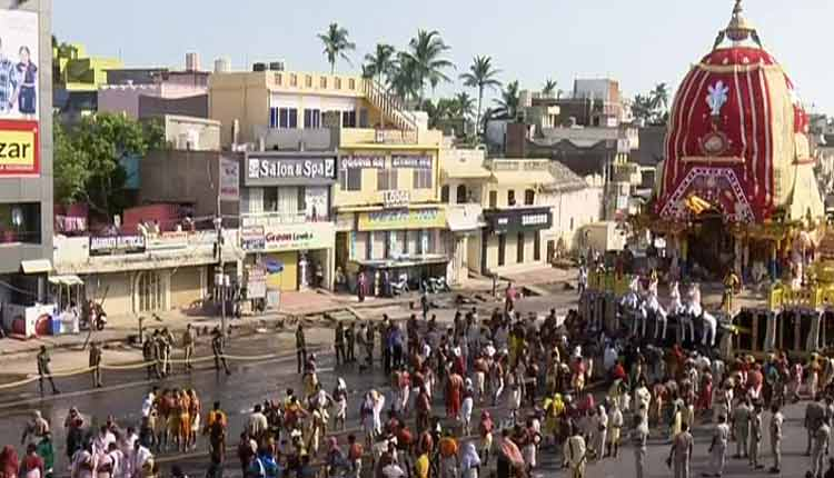 Police Officers Not On Rath Yatra Duty Barred From Visiting Puri Till July 4