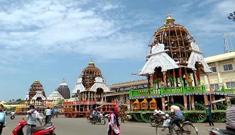 Opposition Targets Odisha over Rath Yatra cancellationa govt o