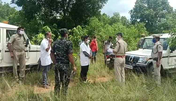 three bodies recovered in forest Angul