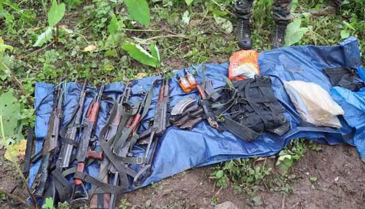 6 NSCN (IM) Insurgents Killed In Encounter In Arunachal Pradesh