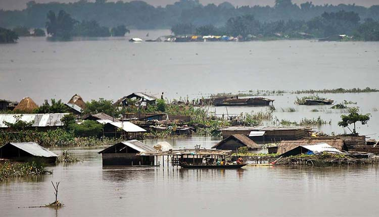 Assam Flood: Death Toll Reaches 105, Over 27.64 Lakh People Affected
