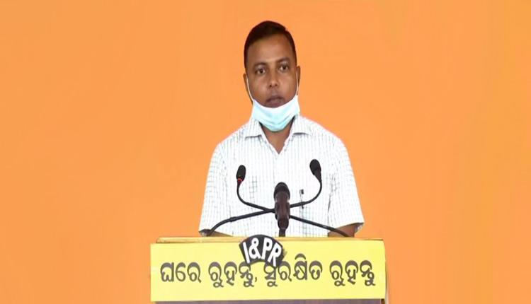 COVID-19 Infection More Prevalent In Non-Slum Areas Of Bhubaneswar