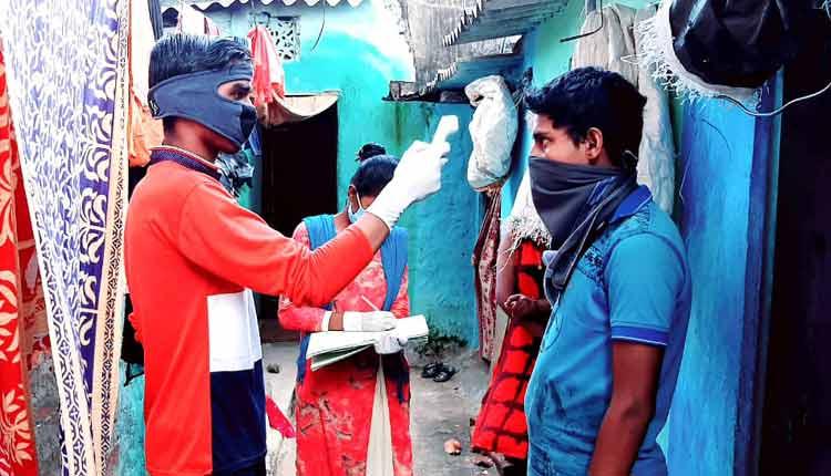 Bhubaneswar COVID Update