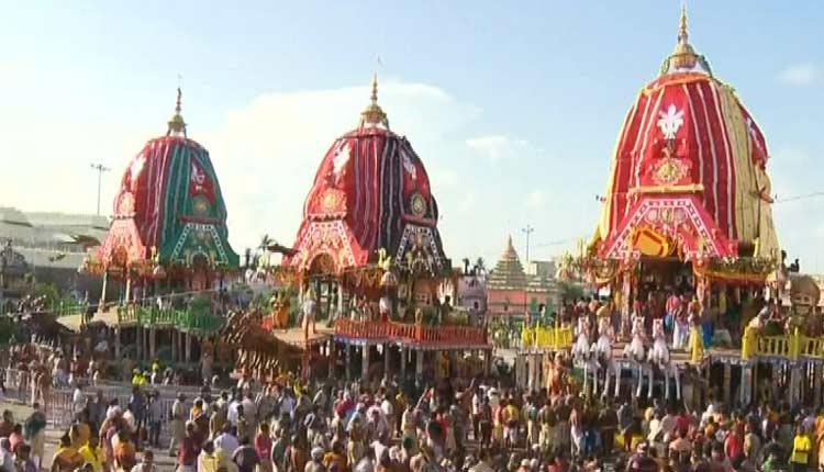 Bahuda Yatra: Chaturdha Murati Return Abode After 9-Day Sojourn At Gundicha Temple
