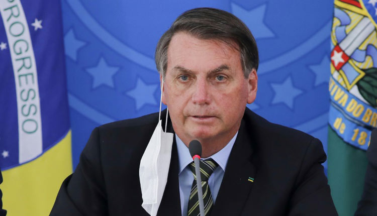 COVID-Skeptic Brazilian President Tests Positive For Disease