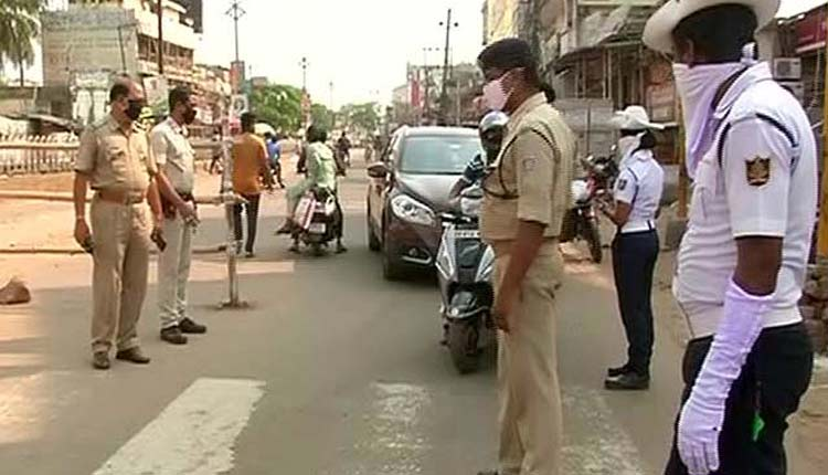 COVID-19 lockdown in Odisha