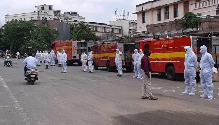 Record COVID-19 Recoveries in Odisha